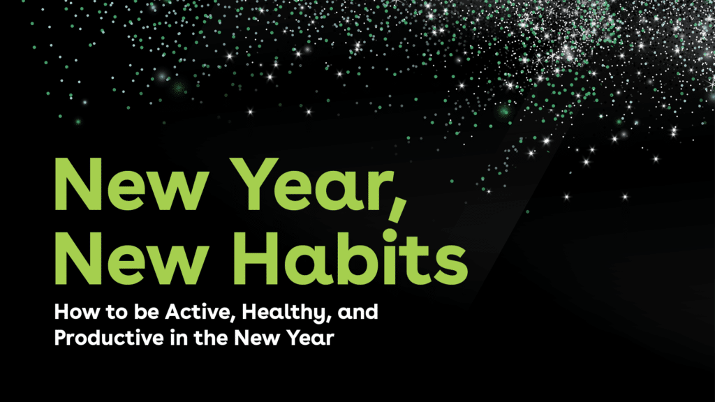 New Year, New Habits