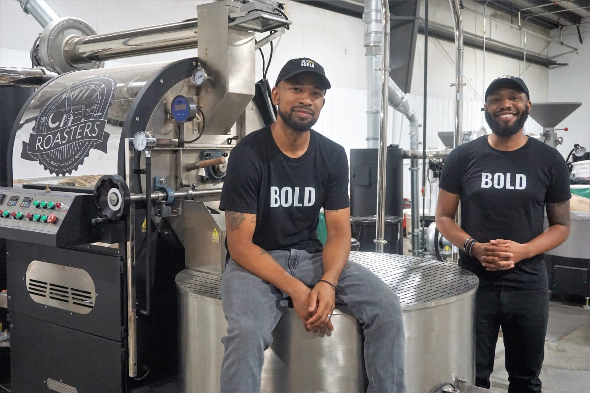 BLK & Bold Co Founders