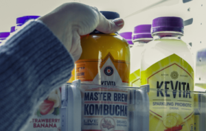 Canteen offers KEvita Drinks