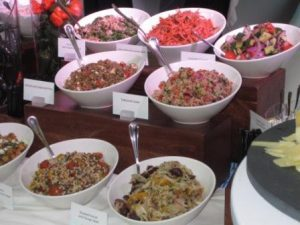 image of catered food