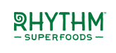 we serve rythm superfoods products