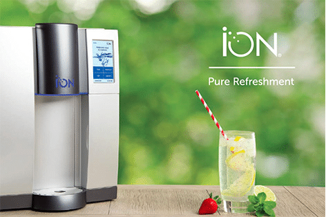 ion machine - pure refreshment