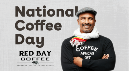 National Coffee Day with Keba Konte
