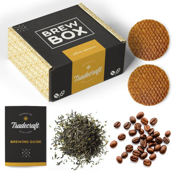 Tradecraft Outfitters brew box