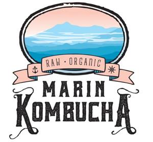enjoy marin kombucha products