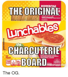 image of lunchables